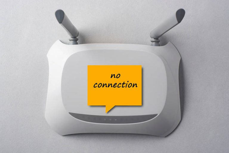 router-losing-connection