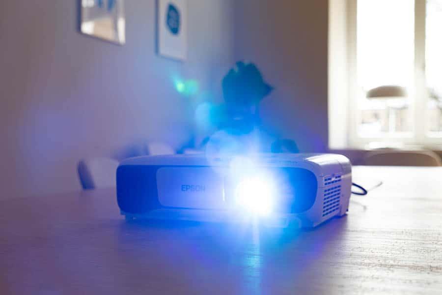 £500-projector