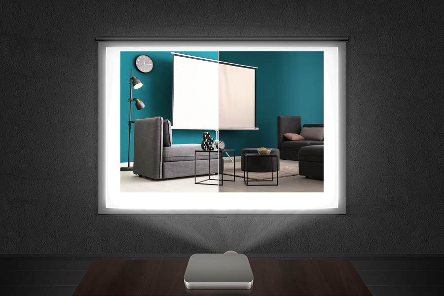 projector-screen-gain-difference