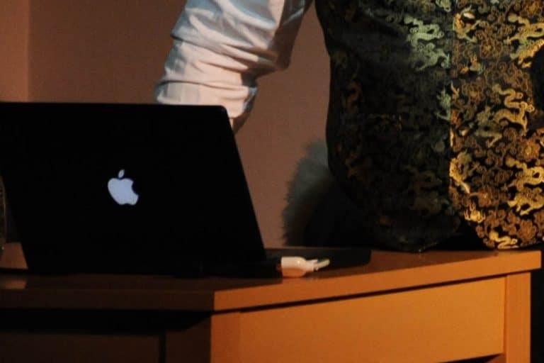 teacher-laptop