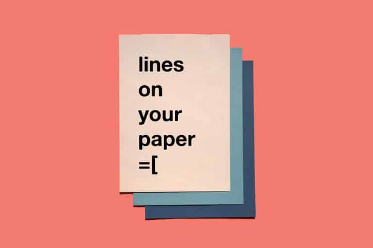 printing-lines