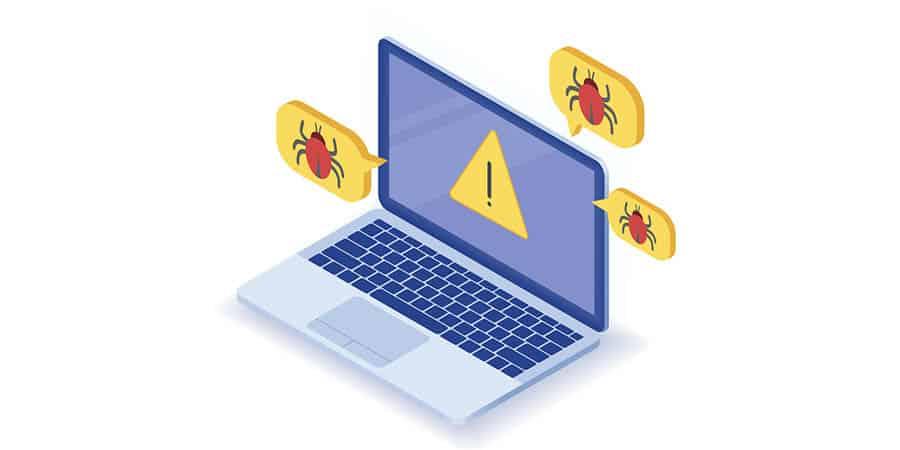 laptop-virus