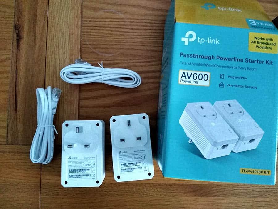 TP-Link-AV600-unboxed