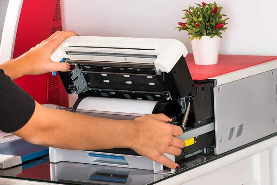 sublimation-printer