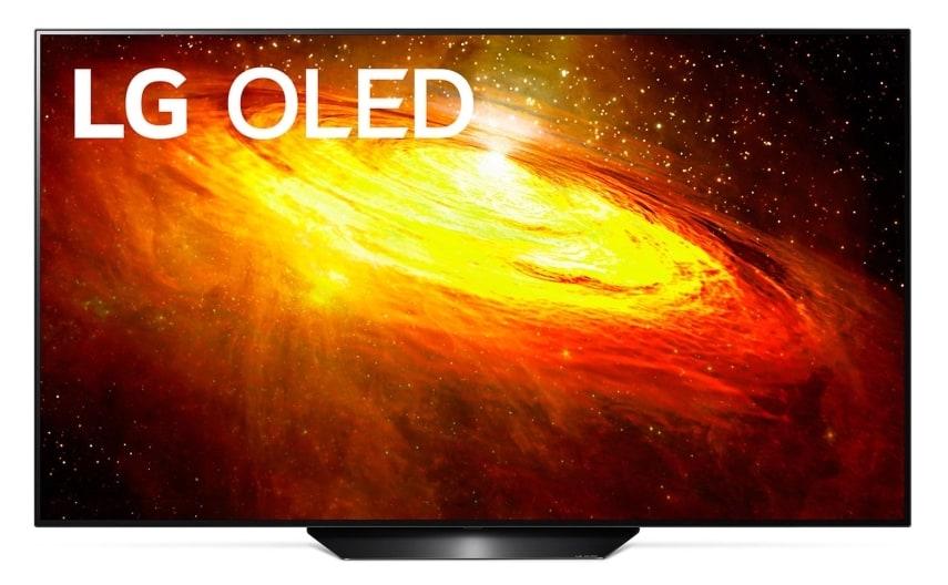 LG BX OLED TV