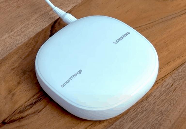 SmartThings hub offline