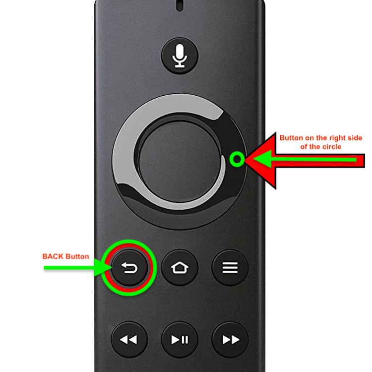 Amazon Fire Stick reset