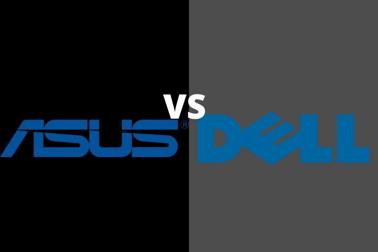 Asus vs Dell