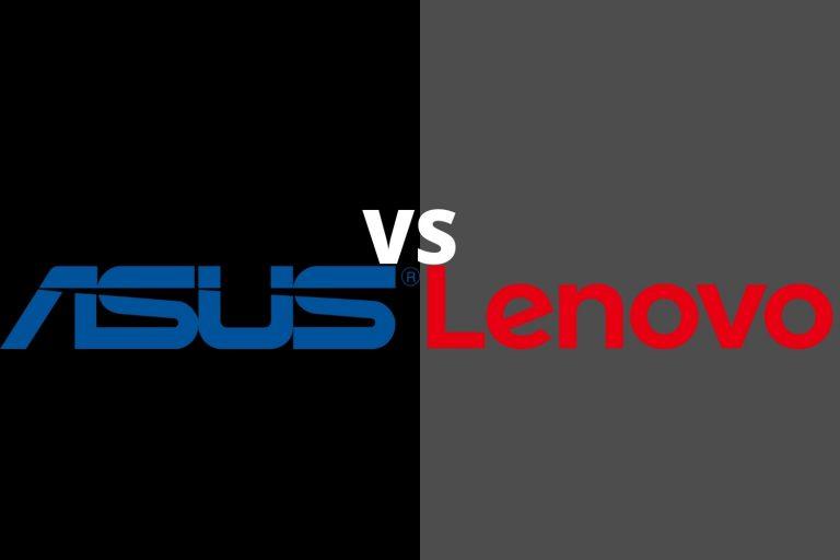 Asus vs Lenovo