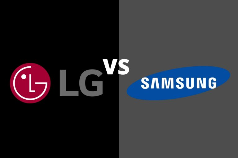 LG vs Samsung TV comparison