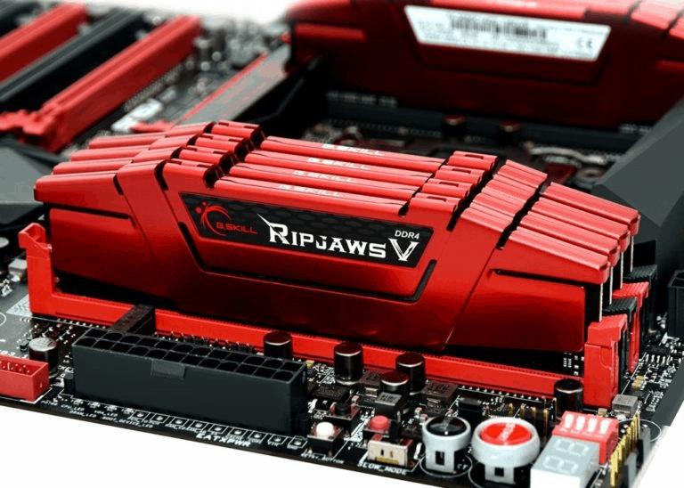 Ripjaws V DDR4 memory