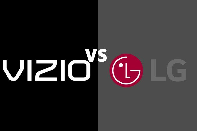 Vizio vs LG