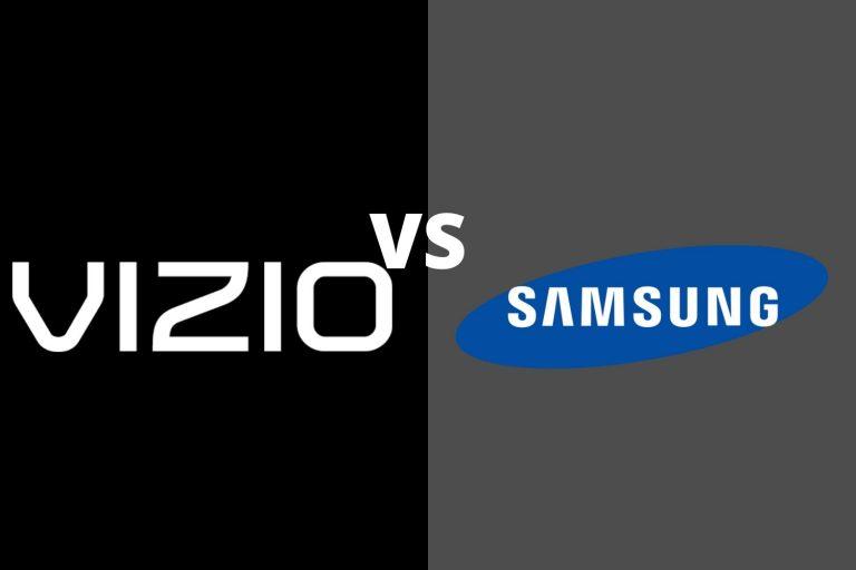 Vizio vs Samsung