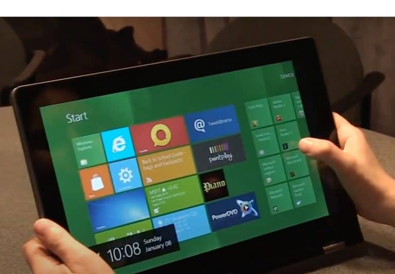 how to turn off touchscreen on lenovo