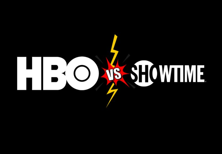 HBO vs Showtime