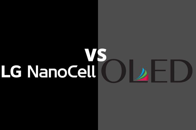 NanoCell vs OLED