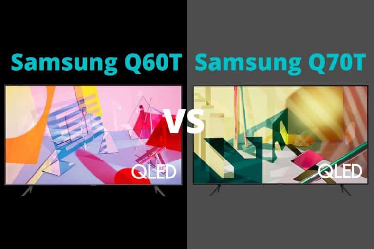 Samsung Q60T vs Q70T