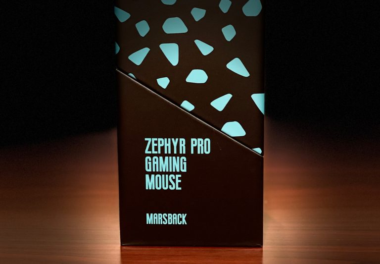 Zephyr Gaming Mouse Pro Review